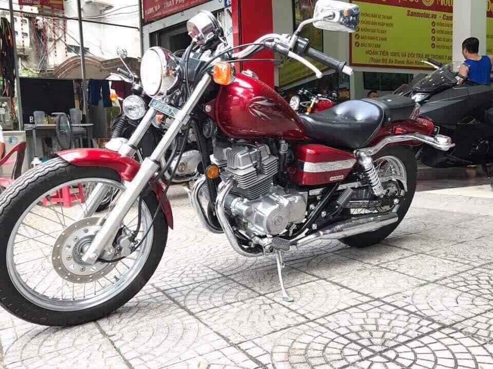 Honda rebell 250 2015 Nhap My - 2