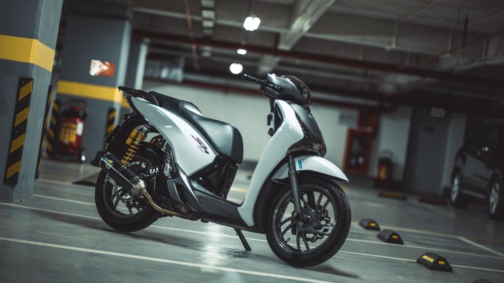Honda SH do ngon hon 100 trieu dong cua biker Viet - 2