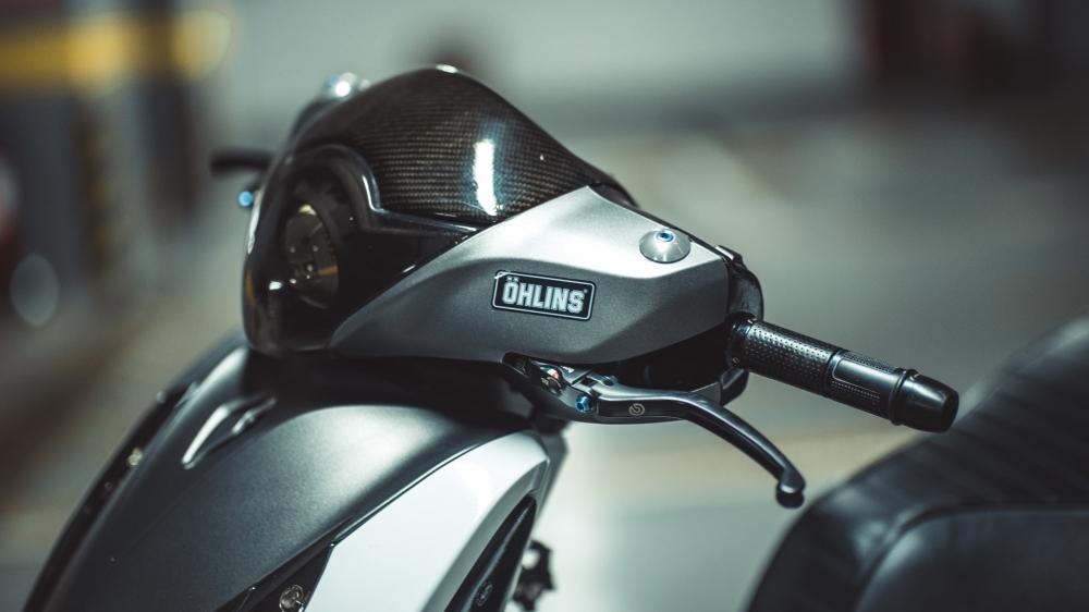 Honda SH do ngon hon 100 trieu dong cua biker Viet - 3