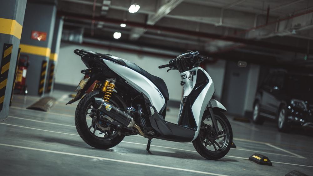 Honda SH do ngon hon 100 trieu dong cua biker Viet - 5