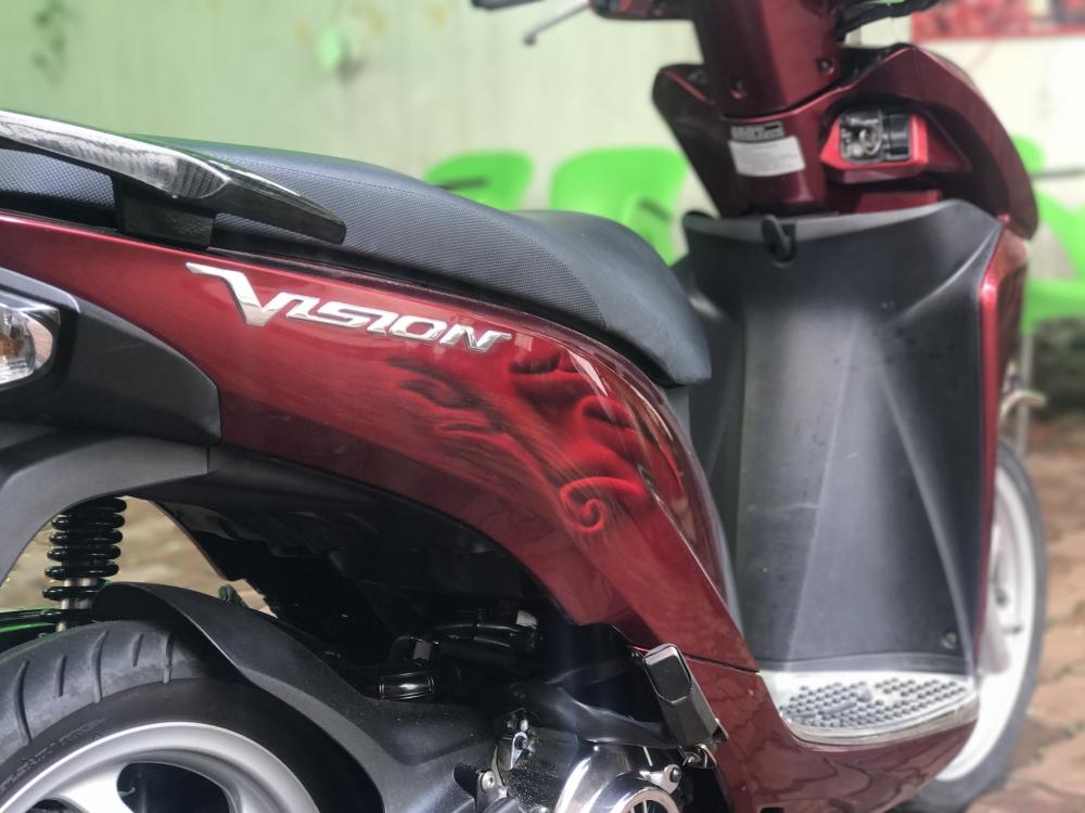 Honda Vision 2015 - 3