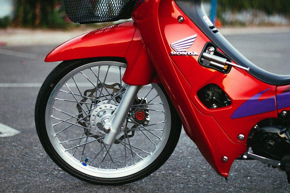 Honda Wave 110 do kieng nhe nhang day ca tinh - 5