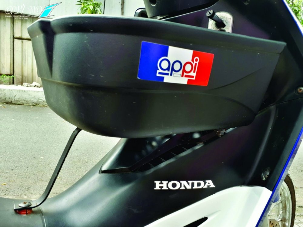 Honda Wave S110 len Wave 110i 2012 - 10