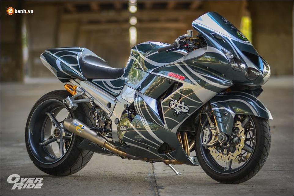 Lo tin Kawasaki ZX14R co the chua chet hy vong se duoc tai sinh - 3