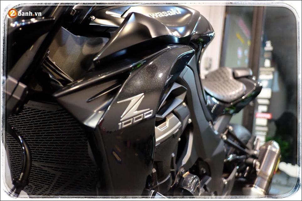 Kawasaki Z1000 do Nakedbike than thanh den khong ty vet - 8