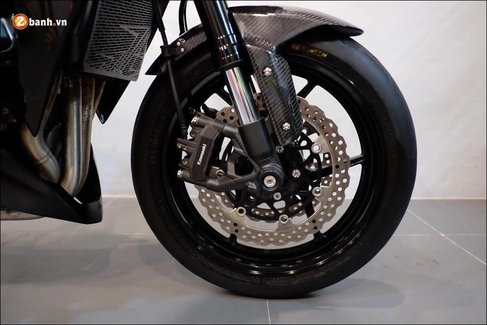 Kawasaki Z1000 do Nakedbike than thanh den khong ty vet - 10