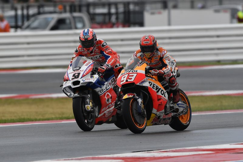 Marc Marquez chien thang day kich tinh trong chang 13 MotoGP 2017 - 4