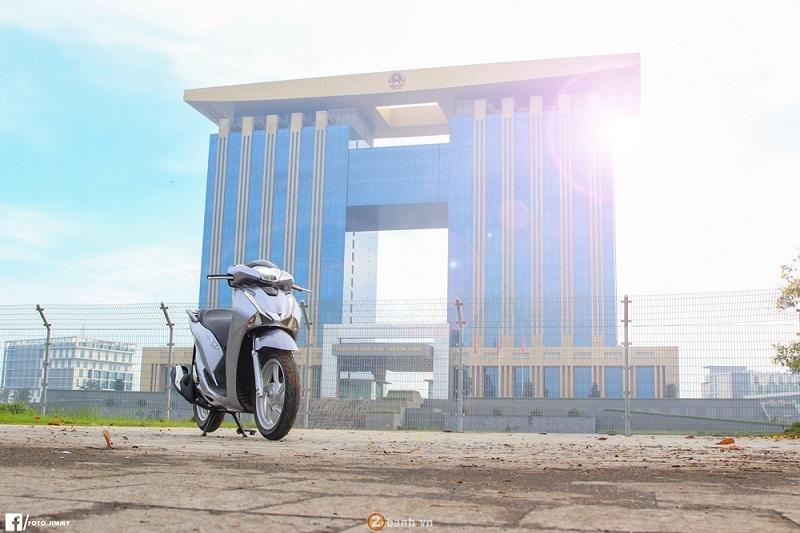 Honda Sh 2017 gia bao nhieu hien nay tai thi truong Viet Nam