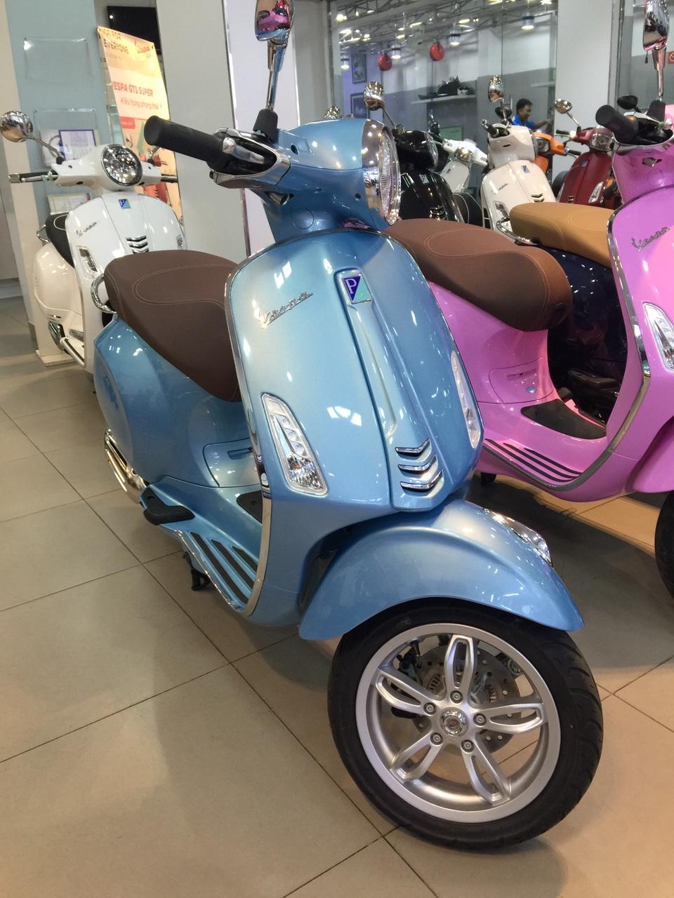 Mua xe Vespa Primavera 2017 tai HCM Chuong trinh Hot - 8