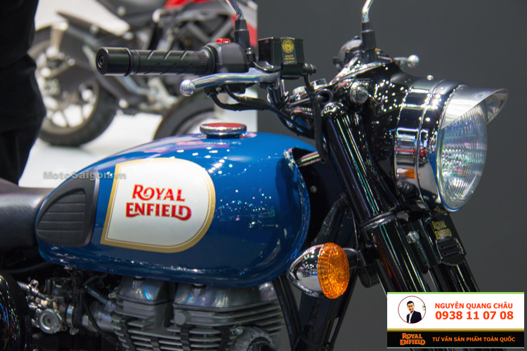 Ban xe ROYAL ENFIELD CLASSIC 500 LH NGUYEN QUANG CHAU 0938 11 07 08 - 18
