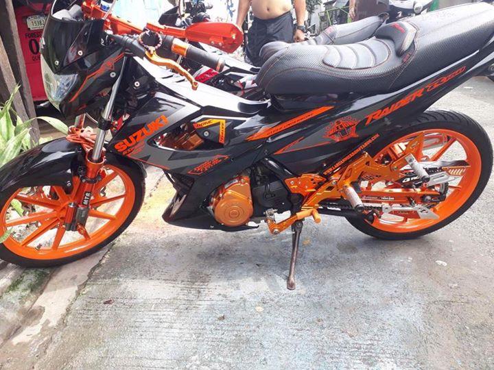 Raider 150 do full do choi cua mot Biker Philippines - 3