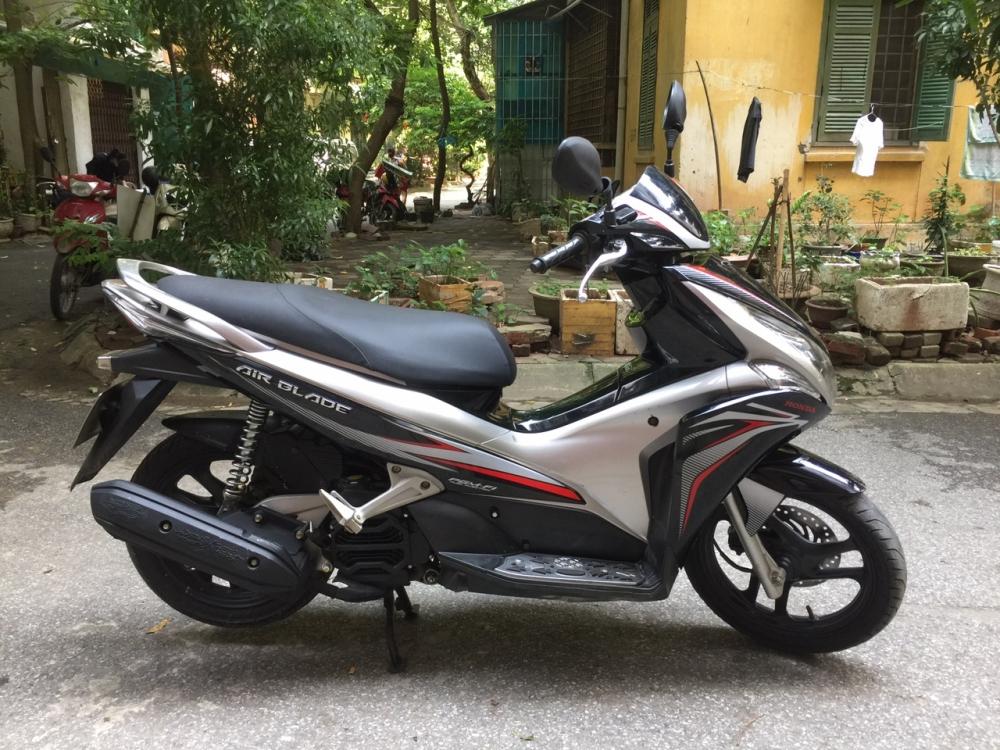 Rao ban Honda Airblade fi 2011 den bac chinh chu dung tot 24tr - 6