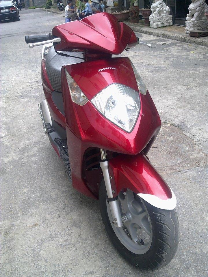 Rao ban Honda Dylan150 nguyen thuy cuc tot dang dung on dinh 29P1199 - 6