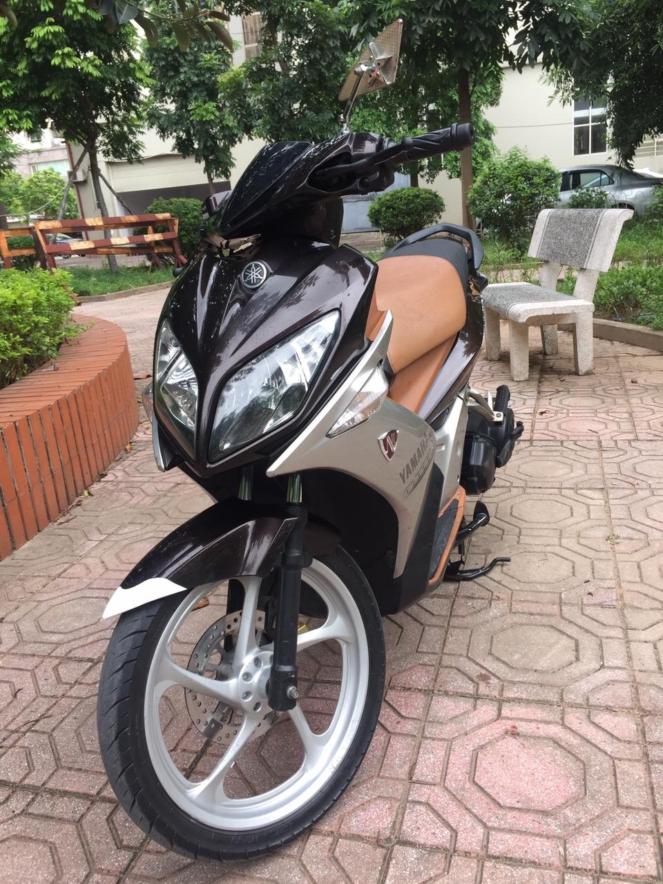 Rao ban xe Yamaha Nouvolx 135 Nau rat moi may chay cuc phe - 6