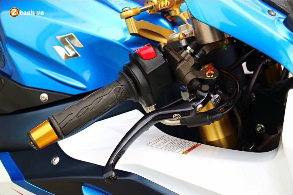 Suzuki GSXR1000 do day me hoac cung loat Option tinh te - 5