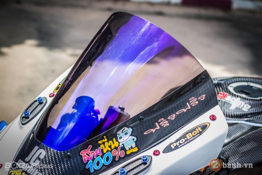 Suzuki GSXR1000 sieu pham do full hieu nang trong phien ban Dragster - 5