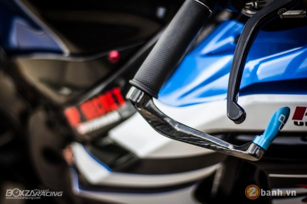 Suzuki GSXR1000 sieu pham do full hieu nang trong phien ban Dragster - 8