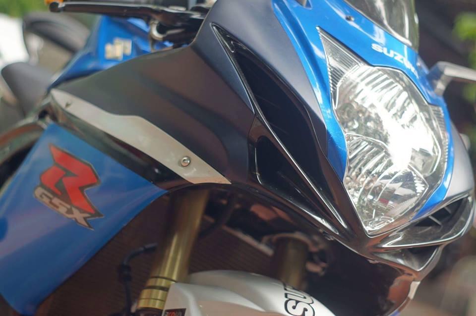Suzuki GSXR750 - 6