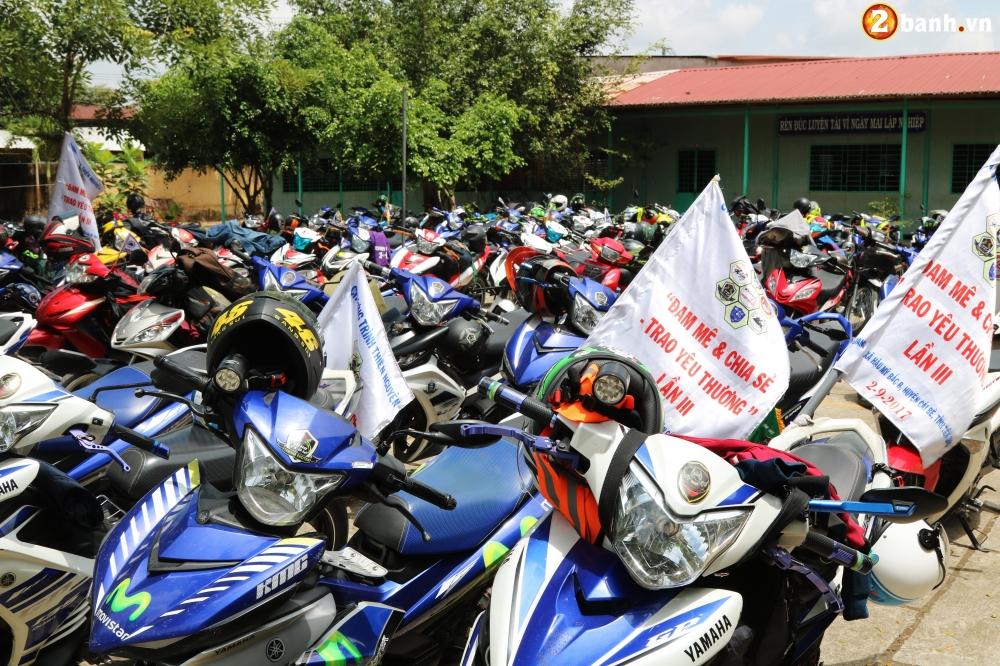 Team Exciter Volunteer HCM Dam me chia se trao yeu thuong lan III - 5