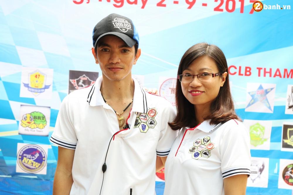 Team Exciter Volunteer HCM Dam me chia se trao yeu thuong lan III - 40