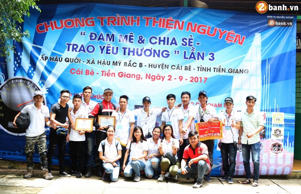 Team Exciter Volunteer HCM Dam me chia se trao yeu thuong lan III - 41