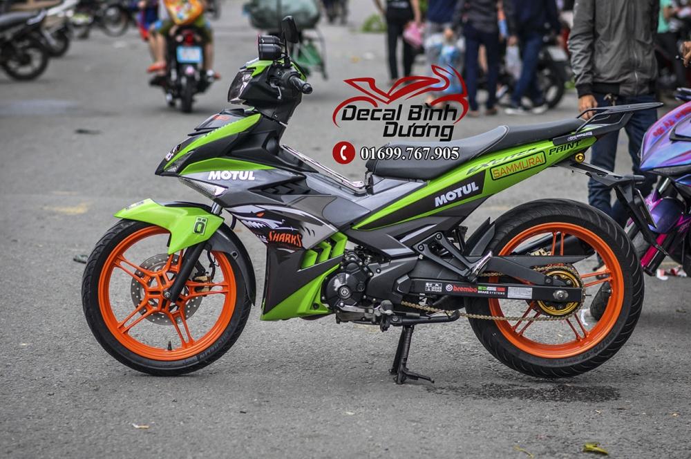 Tem Xe Exciter 150 Tong Hop Nhung Bo Tem Exciter 150 Moi Dep Nhat 2017 - 8