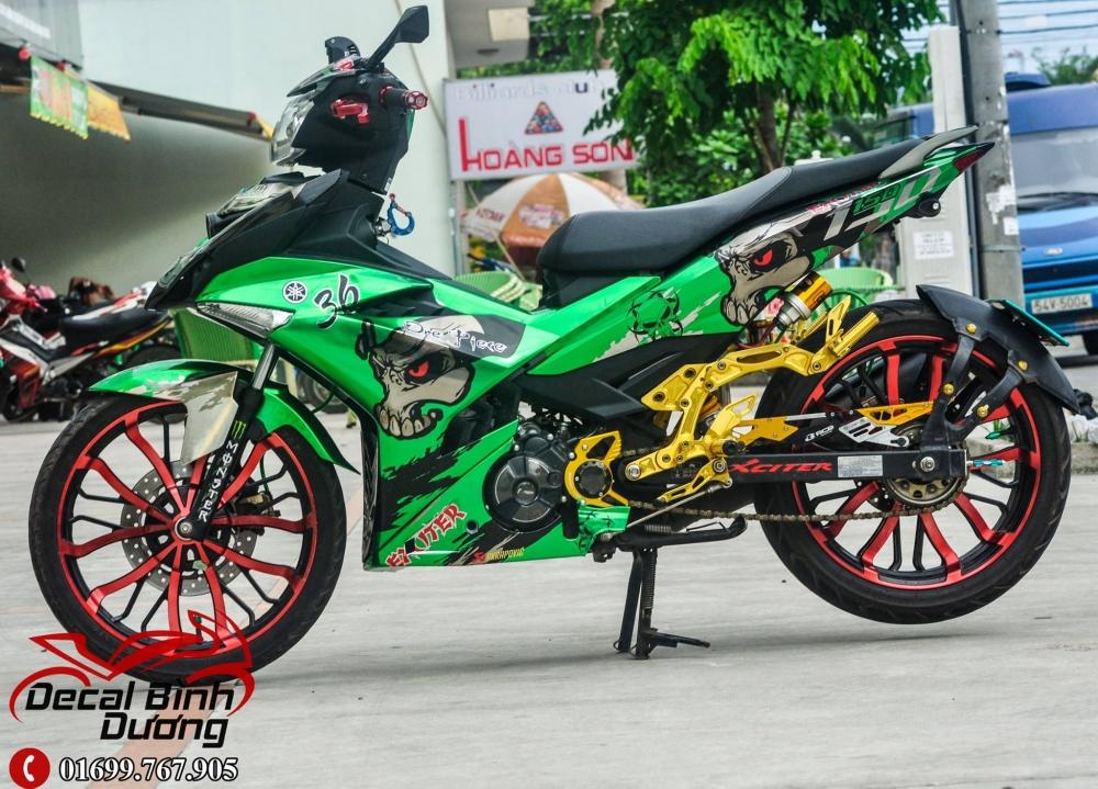 Tem Xe Exciter 150 Tong Hop Nhung Bo Tem Exciter 150 Moi Dep Nhat 2017 - 11
