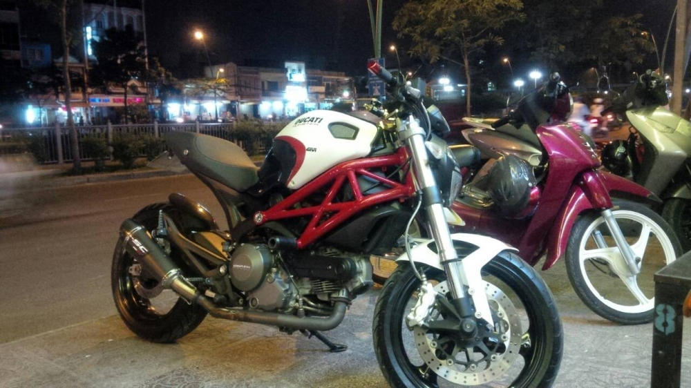TPHCM Ducati Monster 795 2014 No ABS