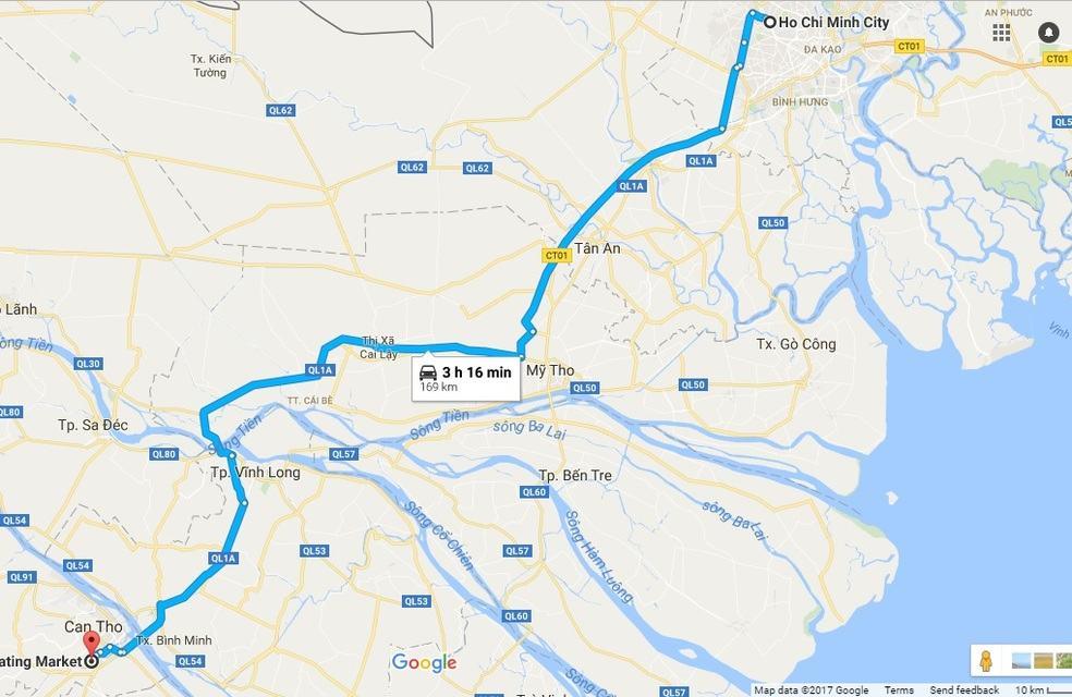 Trai nghiem day thu vi o cho Noi Cai Rang khi du lich Can Tho - 2