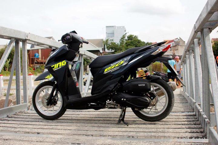 Vario 150 do an tuong mang phong cach thoi thuong - 2