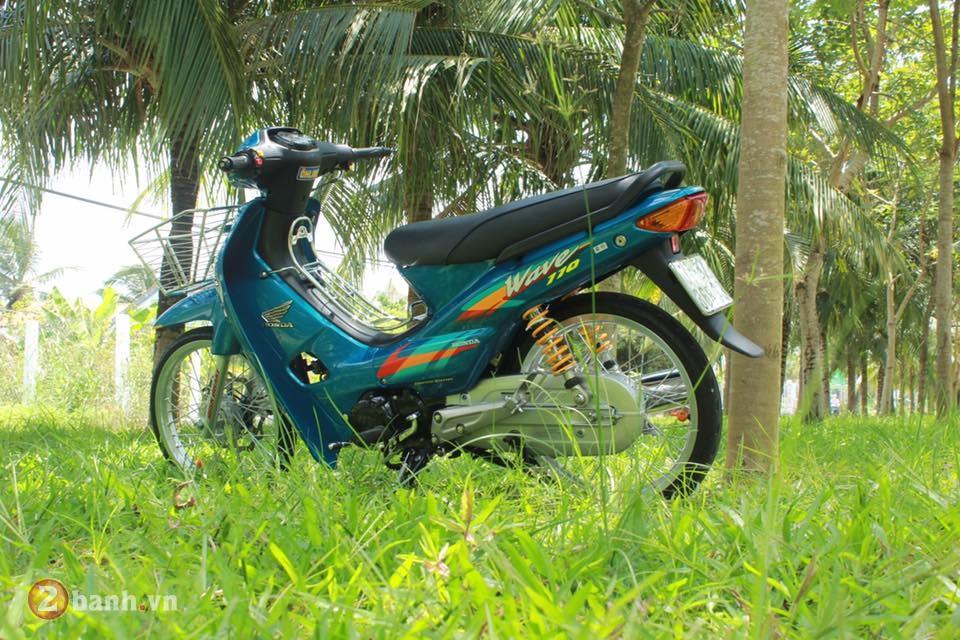 Wave 110 do dam chat thuong gia cua mot hoang gia thuoc biker mien Tay - 3