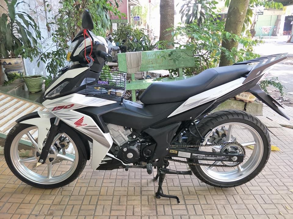 Winner 150 do kieng day cung cap cua biker An Giang - 5