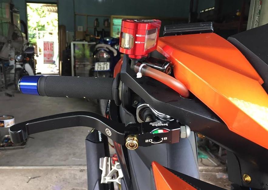 Winner 150 do gap TFX day ham ho cua biker Quang Ninh - 5