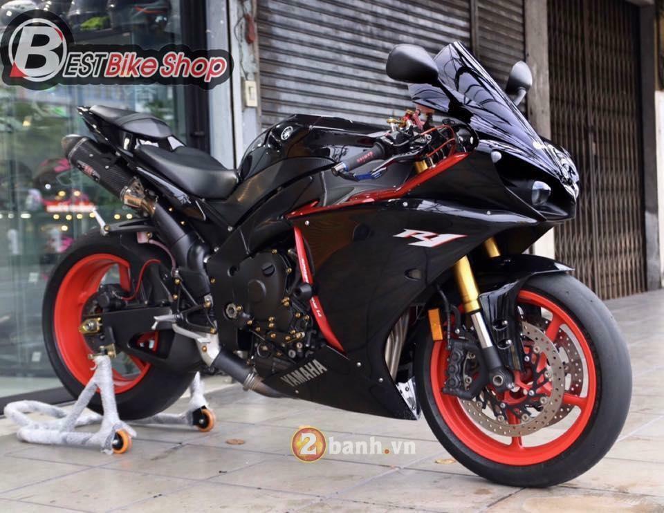 Yamaha R1 su nang cap day kieu hanh va dung manh - 2