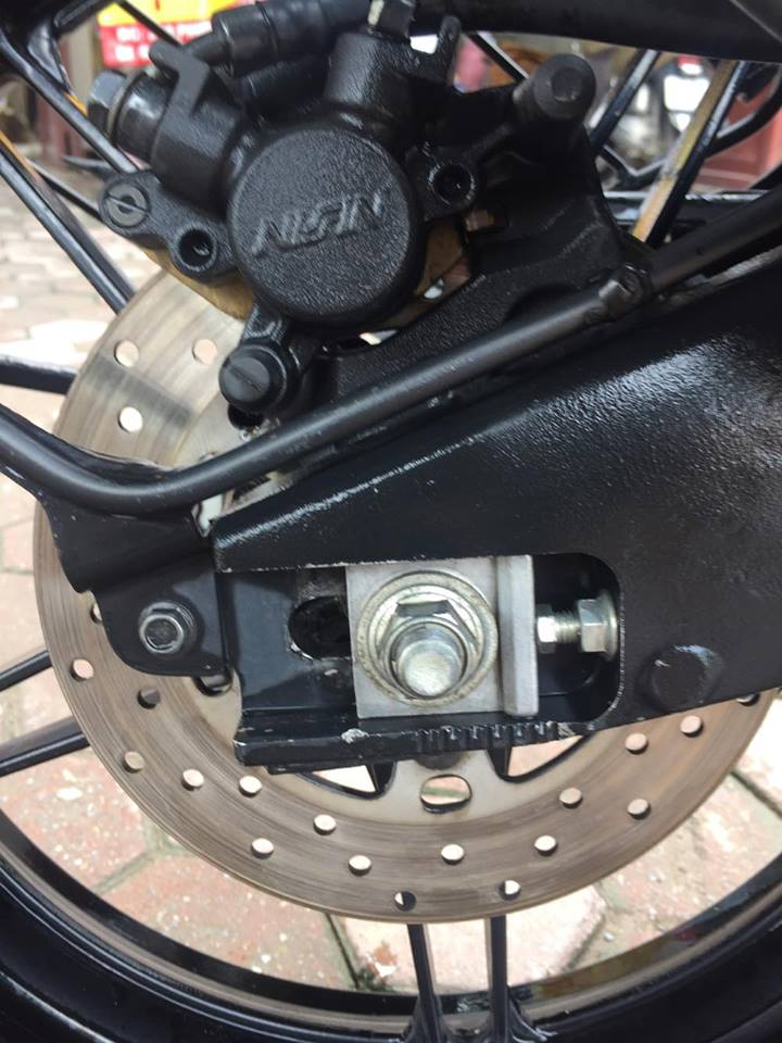 Yamaha R15 Phien ban 2014 TRANG DO - 3