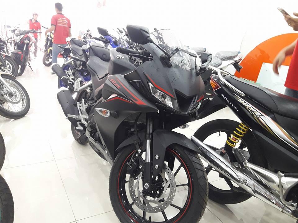 Yamaha R15 V3 2017 nhap khau Indo - 2