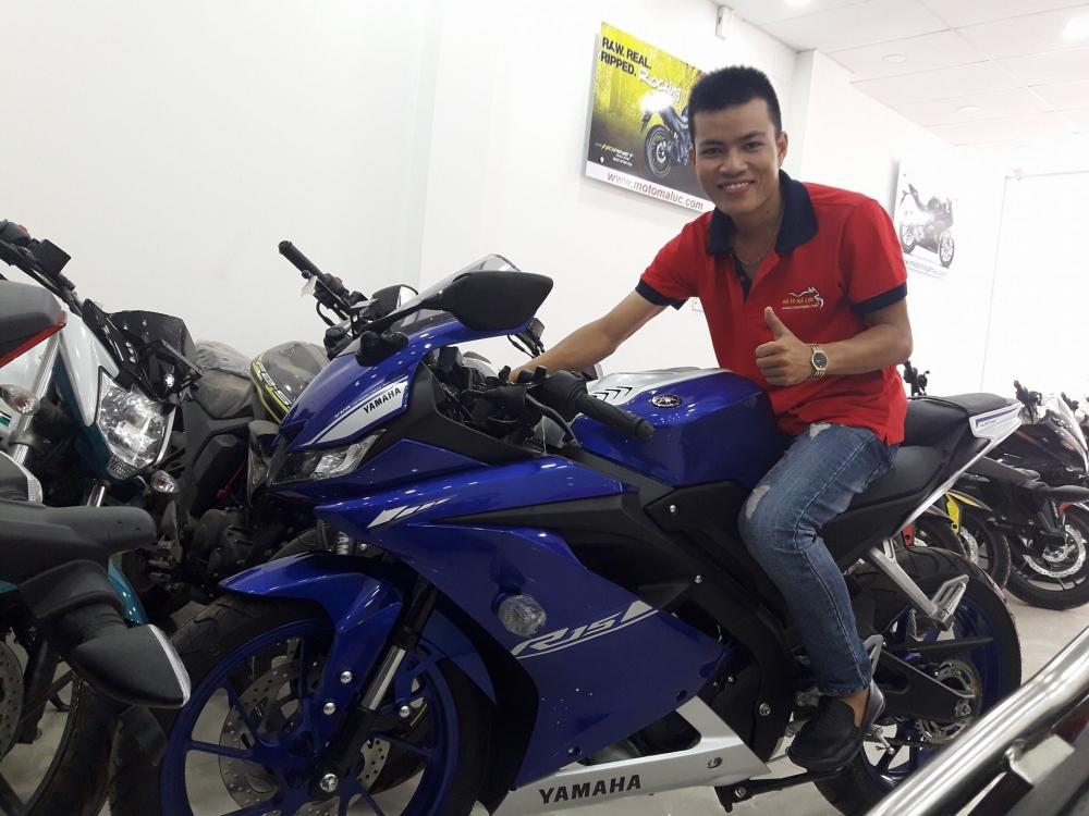Yamaha R15 V3 2017 nhap khau Indo - 4