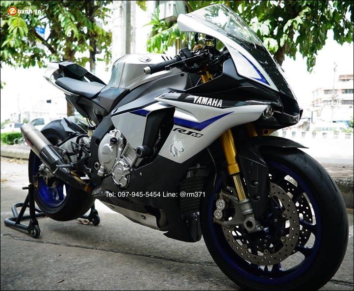 Yamaha R1M do phien ban danh cho duong dua - 3
