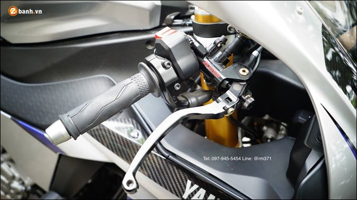 Yamaha R1M do phien ban danh cho duong dua - 5