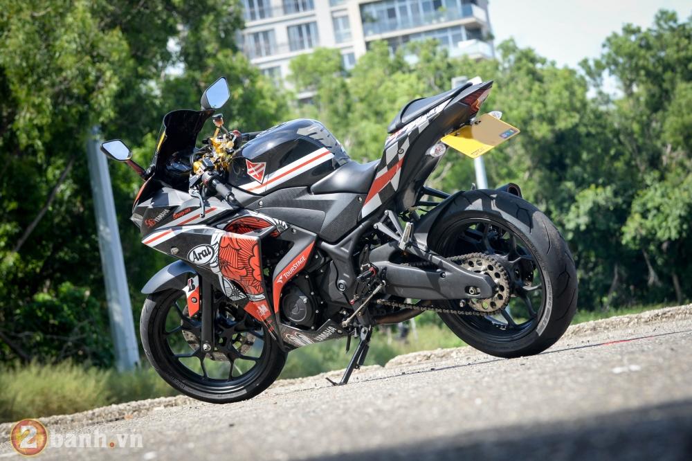 Yamaha R3 ban nang cap day hieu nang va an tuong cua biker Dai Loan - 4