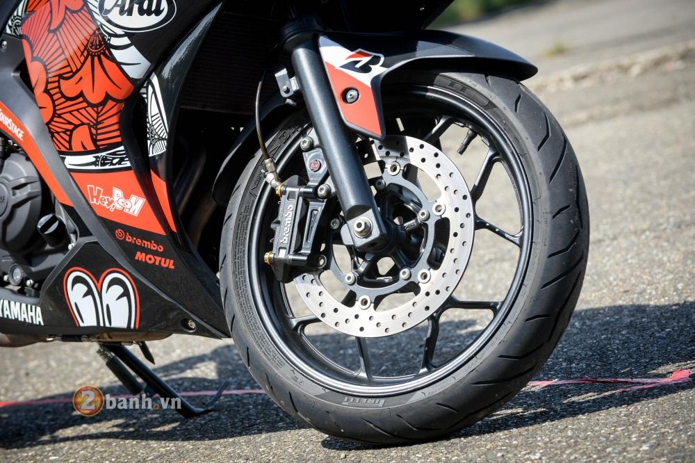 Yamaha R3 ban nang cap day hieu nang va an tuong cua biker Dai Loan - 6