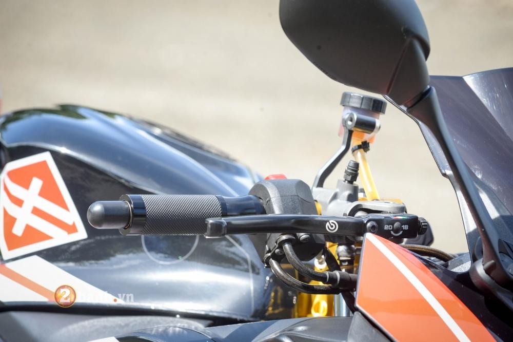 Yamaha R3 ban nang cap day hieu nang va an tuong cua biker Dai Loan - 5