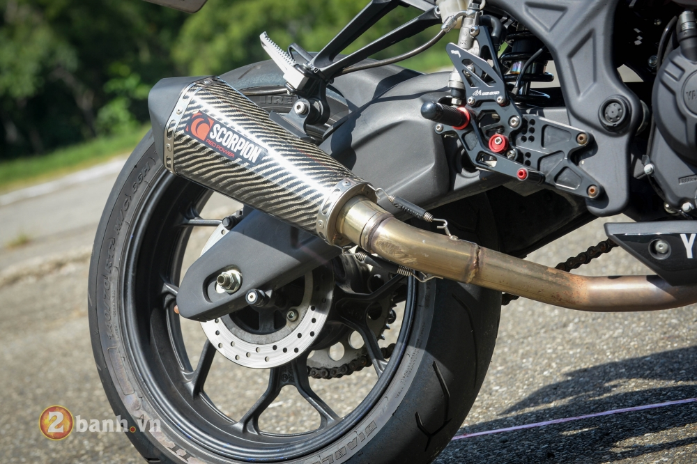 Yamaha R3 ban nang cap day hieu nang va an tuong cua biker Dai Loan - 9