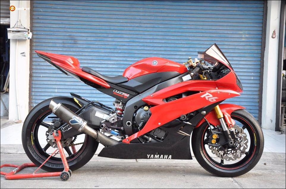 Yamaha R6 do ke nam dau phan khuc Super Six - 3