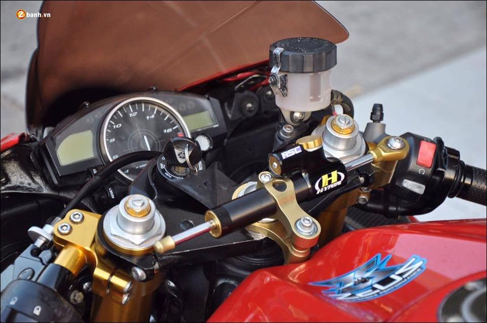 Yamaha R6 do ke nam dau phan khuc Super Six - 5