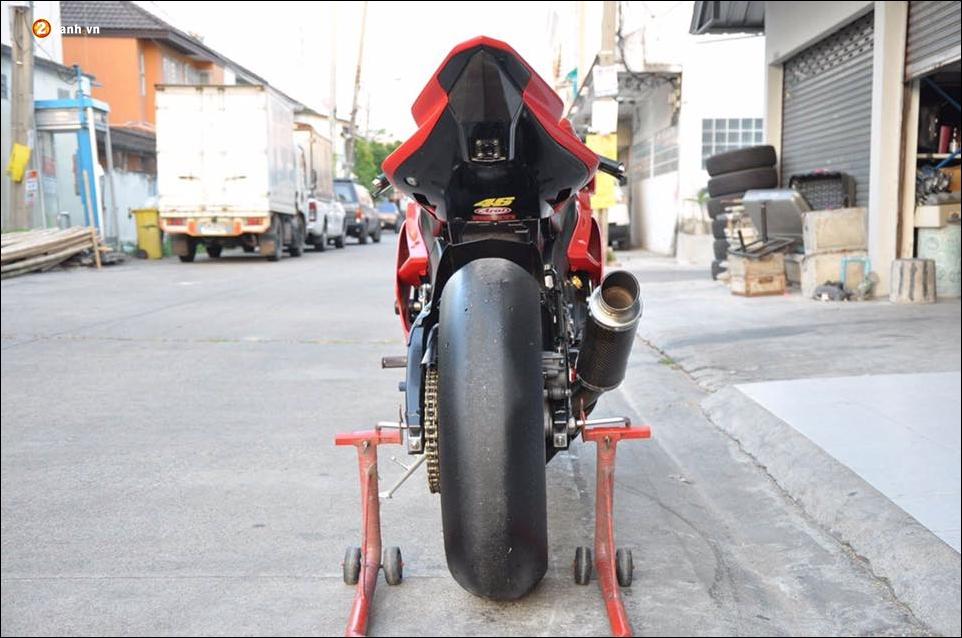 Yamaha R6 do ke nam dau phan khuc Super Six - 9