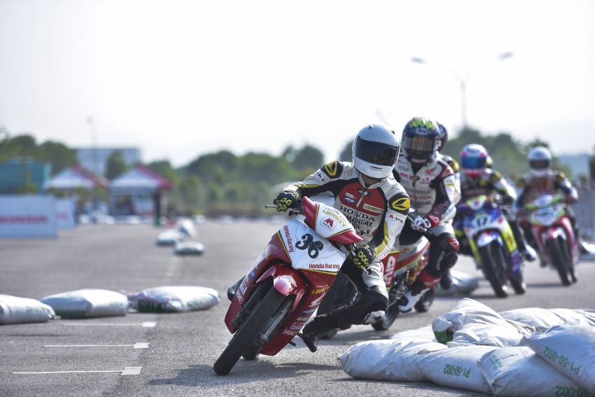 Honda Viet Nam va hanh trinh chau A Honda Asian Journey dai hon 700km - 2