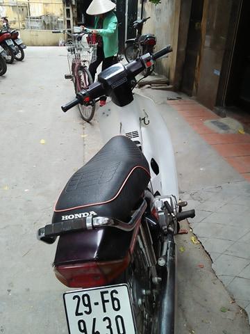 Ban xe Dream thai - 2