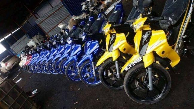 Ban Xe May HONDA SH Yamaha Exciter Suzuki Suxipo Satria LH 0905790492 ALoc - 2