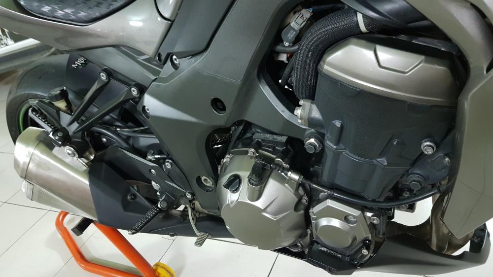 Ban Kawasaki Z1000ABSHQCNSaigon52014odo 12KLong lanh zin toan tap - 24